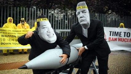 ICAN critical of Trump-Kim denuclearization statement