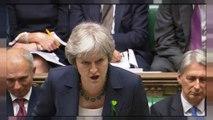 Brexit : Theresa May évite le blocage au parlement