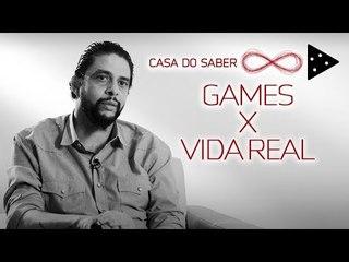 GAMES SÃO MELHORES QUE A VIDA?  | FRANCISCO TUPY