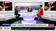 Morandini Live – Médine au Bataclan : passe d'armes entre Rost et un élu LR (vidéo)