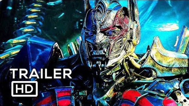 TRANSFORMERS 5 _ EVIL Optimus Prime Trailer (2017) Transformers: The Last Knight Action Movie HD