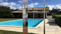 A vendre - Maison/villa - Le barp (33114) - 6 pièces - 175m²
