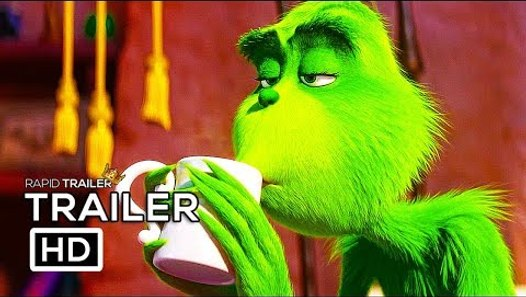THE GRINCH Official Trailer (2018) Benedict Cumberbatch