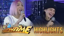 It's Showtime Miss Q & A: Vice Ganda and Anne talks about Vhong