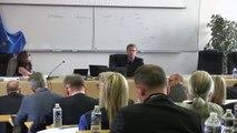 Cybersécurité : interview de François BEAUVOIS (DCPJ) à l'ENSP