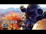 FALLOUT 76 Official Trailer (E3 2018) PS4, Xbox One Game HD