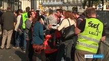 Réforme de la SNCF : le baroud d'honneur des cheminots