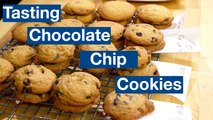 Tasting Chocolate Chip Cookie Recipes