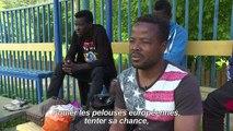 "A Moscou, footballeurs africains et ""fausses promesses"""
