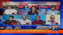 Shor Mat Machao, Tumhain Baat Krnay Ki Zrurat Nahi- Verbal Fight between Shehzad Chaudhry and Hafizullah Niazi