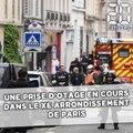 Prise d'otage dans le Xe arrondissement de Paris