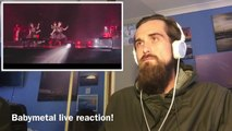 Babymetal Live Reaction! [Syncopation ]