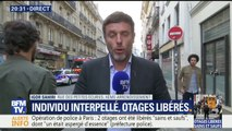 Prise d'otages: les principales forces de sécurité et les médecins du Samu de Paris ont quitté les lieux
