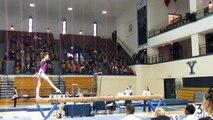 Yale-Balance Beam-Anella Anderson  2-7-15
