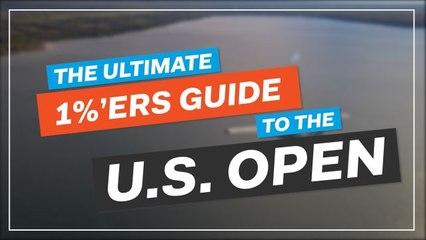 The Million-Dollar U.S. Open Weekend
