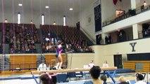 Yale-Balance Beam-Morgan Traina 2-7-15
