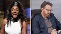 Emmy Update: Guest Star Contenders Tiffany Haddish, Bryan Cranston, More Open Up About Challenges | THR News