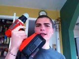 Dude Successfully Eat Corns With Drill Machine