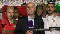 برنامج بي ان موسكو : الجماهير المغربية مباشرة من موسكو