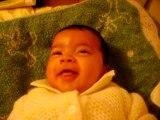 Premiers sourires, 6 semaines
