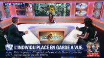 Prise d'otages à Paris: l'individu placé en garde à vue (3/3)