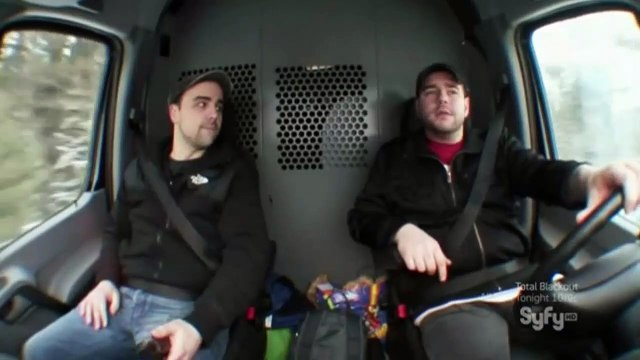 Ghost Hunters S08E12 Please Sign The Ghost Book
