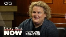 Fortune Feimster on playing Sarah Huckabee Sanders