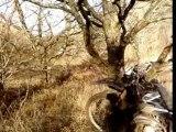 A motos à Brives dans la boue 4