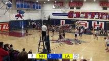Newport Harbor Sailors vs. Los Alamitos Griffins Set 2 5-1-1