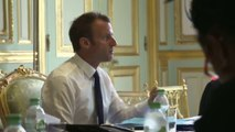 """Pour Macron, les aides sociales coûtent un """"pognon de dingue"""" sans résoudre la pauvreté"""