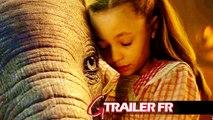 Dumbo : Bande Annonce VF (Tim Burton)