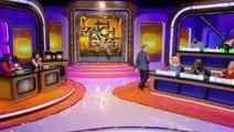 Match Game S03E06 Sam Richardson, Cheryl Hines, Colton Haynes, Caroline Rhea, Taye Diggs and Lynda Carter