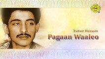 Zubair Hussain - Pagaan Waaleo - Pakistani Regional Song