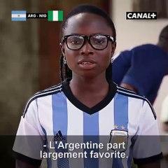 AU QUARTIER #5 BONUS Argentine-Nigeria