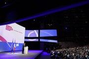 Discours du Président de la République, Emmanuel Macron, au congrès de la Mutualité Française à Montpellier