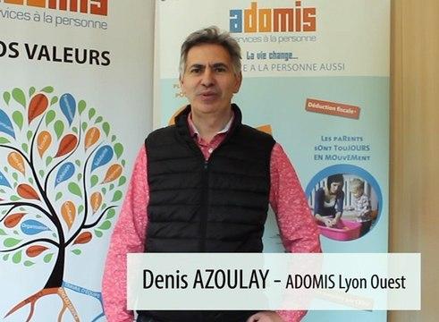 Les franchisés Adomis