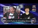 CM Punk At Wrestling Show! Rock vs. Rusev at Wrestlemania?! - WTTV News