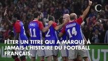 PHOTOS. Fabien Barthez, Zinedine Zidane, Bixente Lizarazu… Les champions du monde 98 s'éclatent pour leurs retrouvailles
