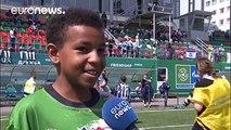 Football for Friendship : la coupe du Monde de l'amitié
