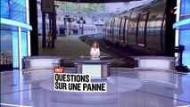 Panne à la gare Saint-Lazare : la SNCF reconnait la vétusté du réseau ferroviaire