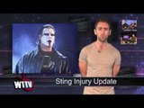 Sting Injury Update! Alberto Del Rio on Not Returning to AAA! - WTTV News