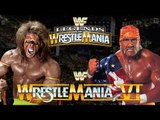 The True Story Of Hulk Hogan V The Ultimate Warrior | Wrestling Histories Chapter 7