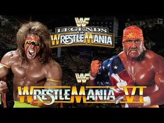 The True Story Of Hulk Hogan V The Ultimate Warrior   Wrestling Histories Chapter 7