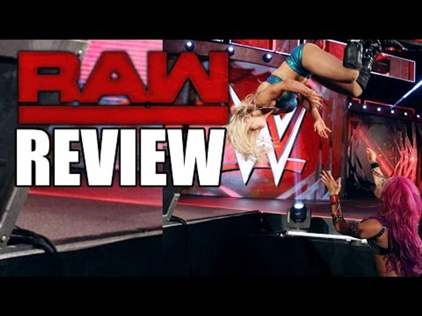 Brock Lesnar Confirmed For WWE Royal Rumble! Huge WWE Title Change On Raw! | WWE RAW 11/28/16 Review