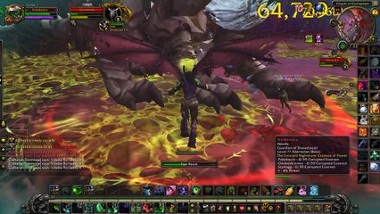 TMUS WoW DH ep 103a 2018-05-07 Emerald Nightmare Ruined for Jeydogg thanks to griefing by Cisgender and Zatherian - BOO