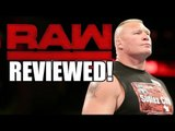 Ex-WWE Star Returns! Smackdown Invades Raw Outta Nowhere! | WWE RAW 08/01/16 Review