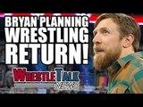 Goldberg vs Lesnar Wrestlemania Details! Daniel Bryan Planning Wrestling Return!   WrestleTalk News