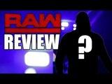 WWE Star Return! Charlotte Vs Sasha Banks: Then, Now, FOREVER | WWE RAW 12/05/16 Review