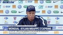 """Coup reçu à l'entraînement: """"Rami est un peu en retard mais il n'y a pas non plus mort d'homme"""", pour Mbappé"""