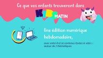 On vous dévoile le contenu de Kids-Matin, le prochain média pour les enfants de Nice-Matin